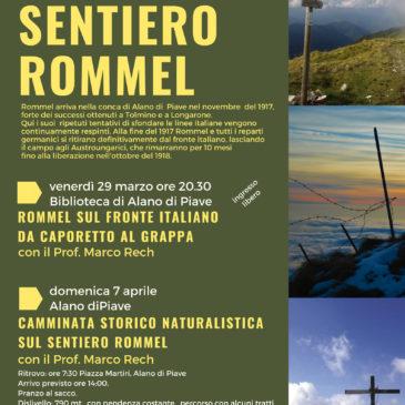 Sul sentiero Rommel – Camminare nella storia